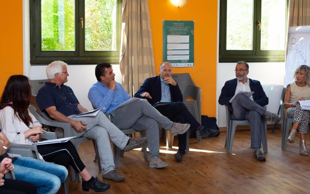 Sintesi del gruppo di lavoro GIOVANI E COMUNITA' LOCALI – Seminario GCL 2018