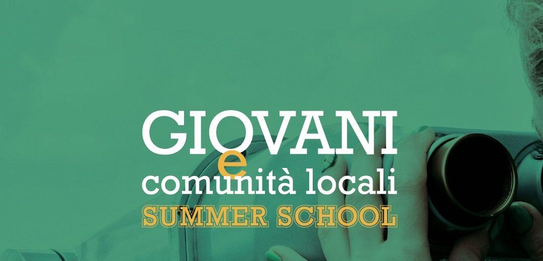 Hai tra i 18 e i 30 anni e coordini iniziative/progetti legati alla cittadinanza attiva e allo sviluppo locale? Partecipa alla nostra Summer School!