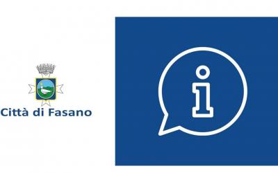 Fasano, Servizio Civile Universale, si inaugura il servizio Informagiovani «Sportello360»