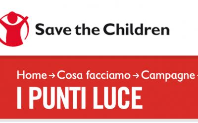Oggi inaugurazione Punto Luce Genova con Uisp e Save the Children